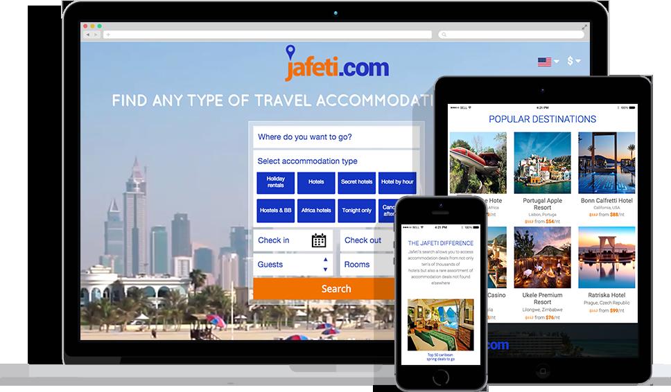 Jafeti Travel